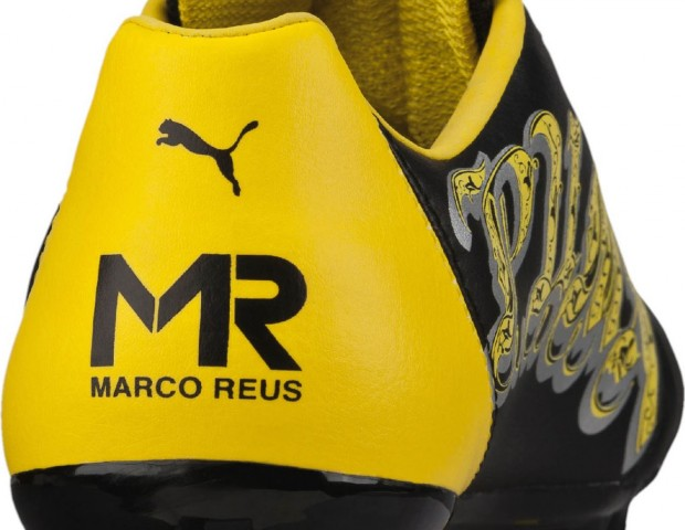 purchase original high quality sneakers Reus' Tattoo Inspires New Puma Boots
