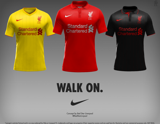 save off 8e2b8 2373c Could Liverpool Be Lining Up In This Nike Kit Next Season?