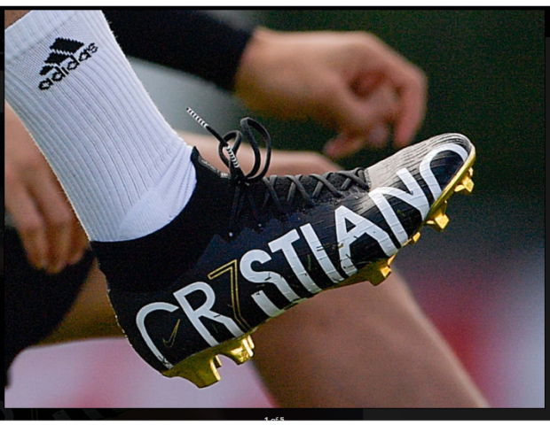 Did You See Ronaldo S New Limited Edition Nike Boots