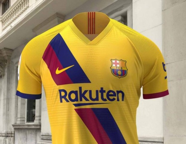 Barcelona Mark 40 Years of La Masia with New Away Kit