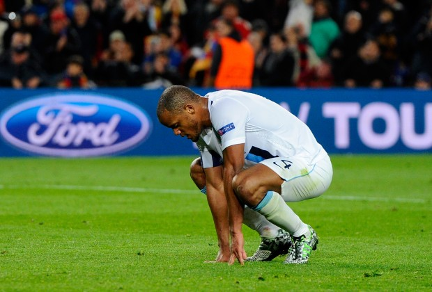 Vincent Kompany Says Manchester City's Champions League Moment Will