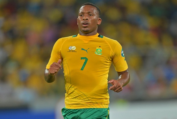 40e229f2a522 Gallery  How The Bafana Jersey Evolved