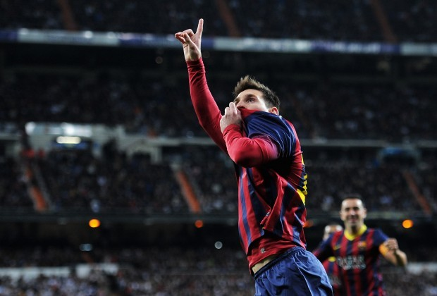 Five Things You Didn't Know about Barcelona's Lionel Messi