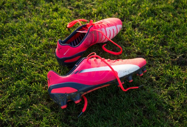 where can i buy latest fashion outlet Radamel Falcao & Marco Reus Sport PUMA's New evoSPEED Boots