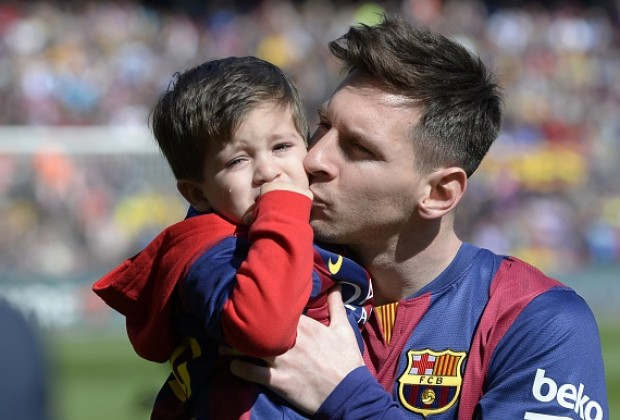 Opinion you Lionel messi son are