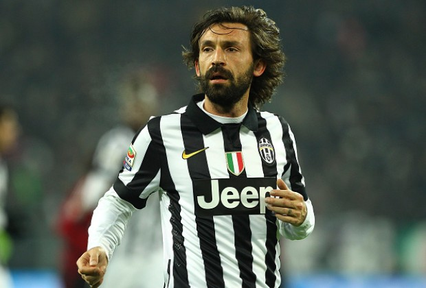 Andrea Pirlo Names Two Players He Loves To Watch