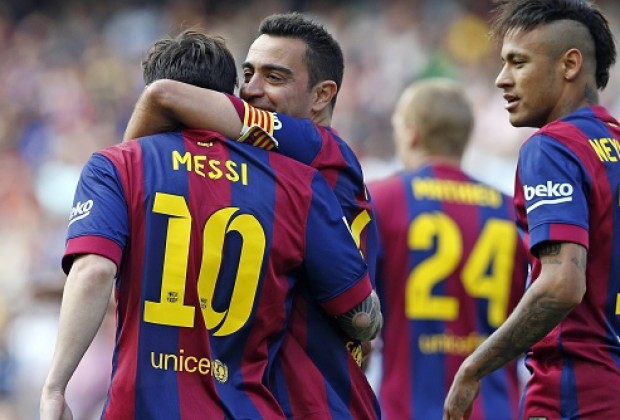 Xavi Hernandez Reveals Who Will Succeed Lionel Messi As World S Best