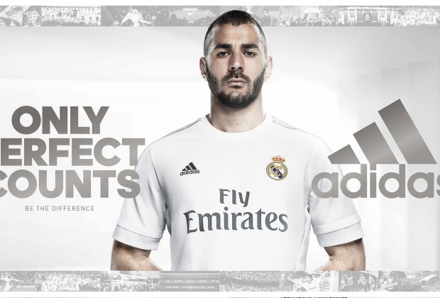 f491d754c Real Unveil 2015 16 Home   Away Kit