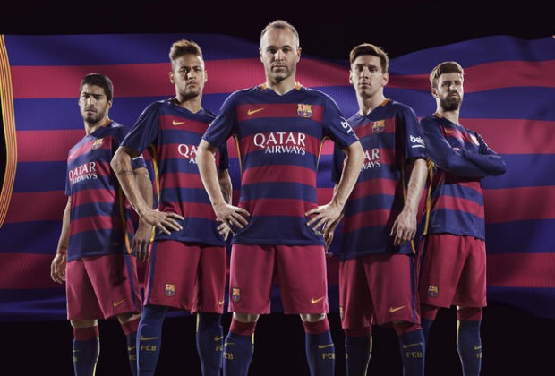 c861ee50b FC Barcelona To Return To Traditional Kit Design