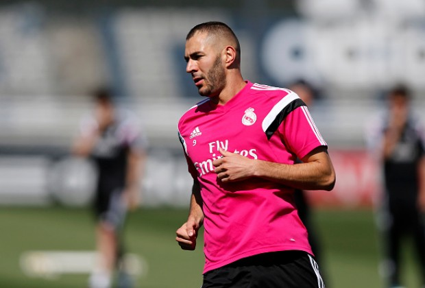 Reports  Arsenal To Bid £40m For Karim Benzema c3990c48c