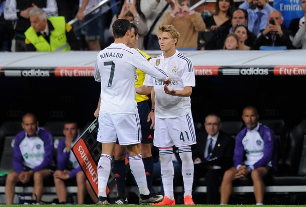 ff633621f Real Madrid teen sensation Martin Odegaard has revealed he snubbed  Manchester United and Liverpool
