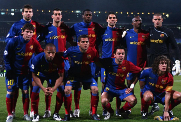 f672a9fe5 Reports  FC Barcelona To Return To Traditional Kit Design