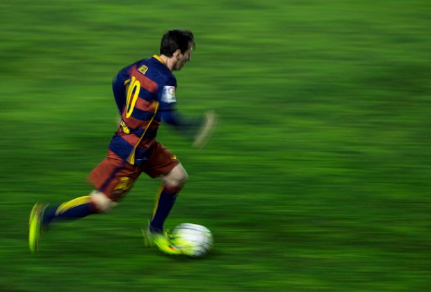 c71999bdb24 Lionel Messi Ahead Of 91-Goal World Record Year