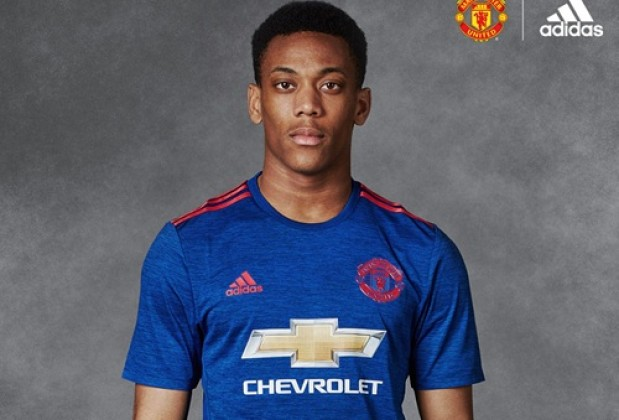 f3db0a5ca Manchester United s New 2016 17 Away Kit Revealed