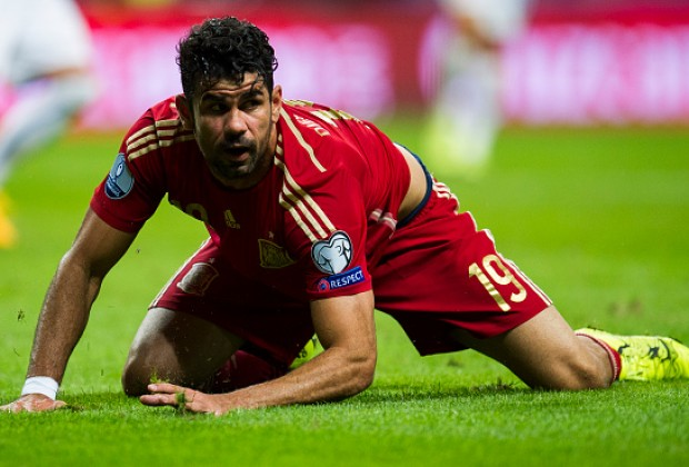 7df06e658cf Spain Boss Explains Diego Costa Euro 2016 Omission