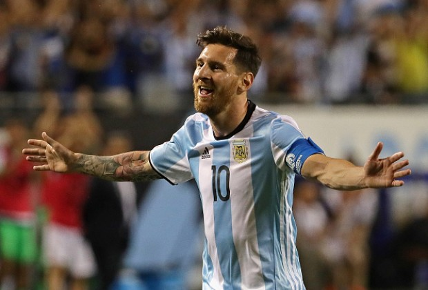 Messi Why I Wont Shave My Beard