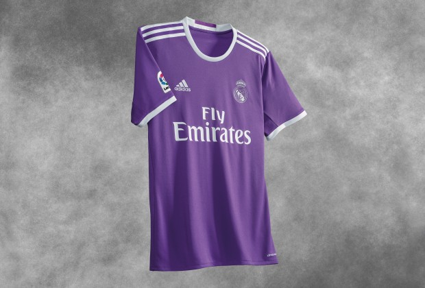 finest selection 5acb5 1cbc2 Gallery: Real Madrid Unveil New Purple Away Kit