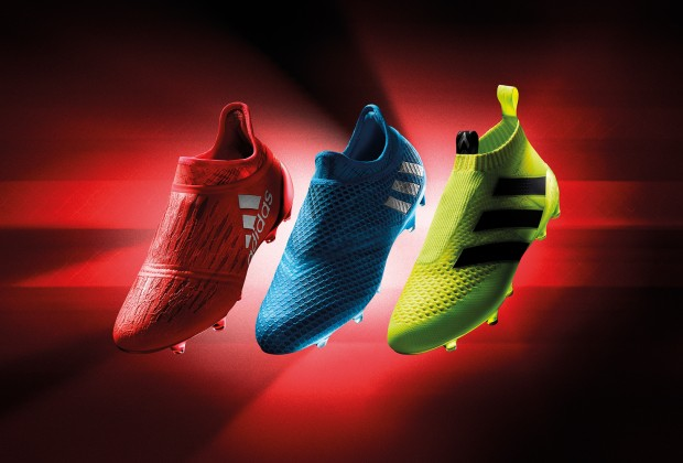 a7e0370aac41dd Gallery  Adidas Unveil Messi  Shock Blue  Boots For 2016 17