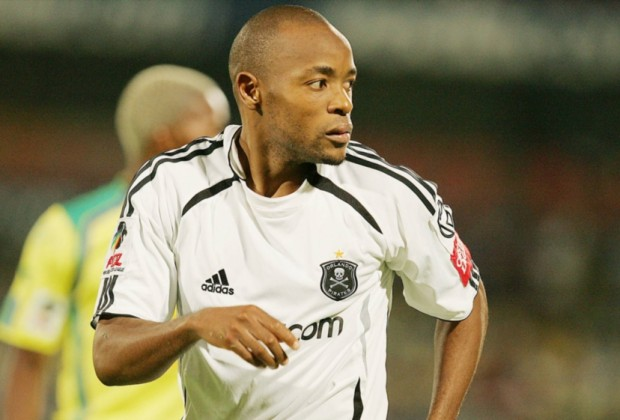 Collins Mbesuma Is The Fifth PSL Player With 100 Goals