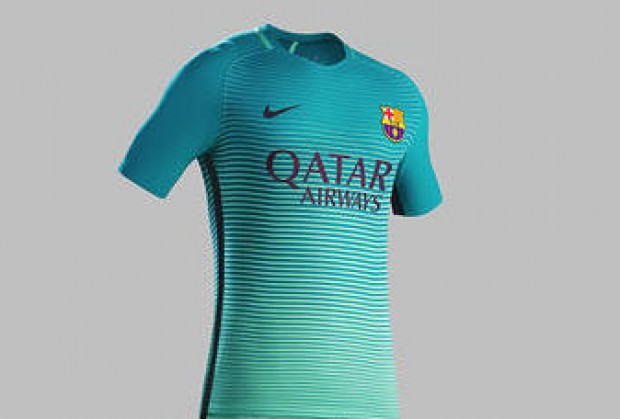 Gallery Fc Barcelona Unveil New Third Kit