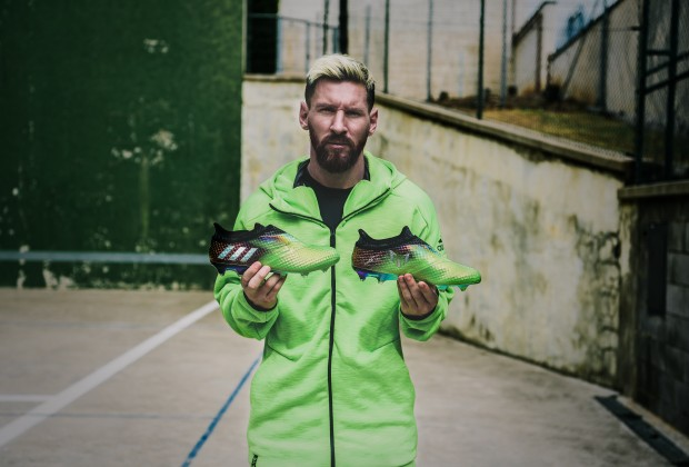 Gallery  Adidas Reveal Limited Edition Lionel Messi Boots e2d6a9cb4c448