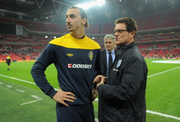 Former Juventus and Real Madrid manager Fabio Capello has revealed which  striker made Zlatan Ibrahimovic learn from. 27ec512c216c