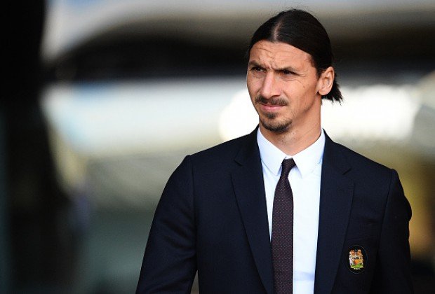 detailed look 61e26 b540f Zlatan Ibrahimovic: Racism And Envy Motivated Me To Succeed