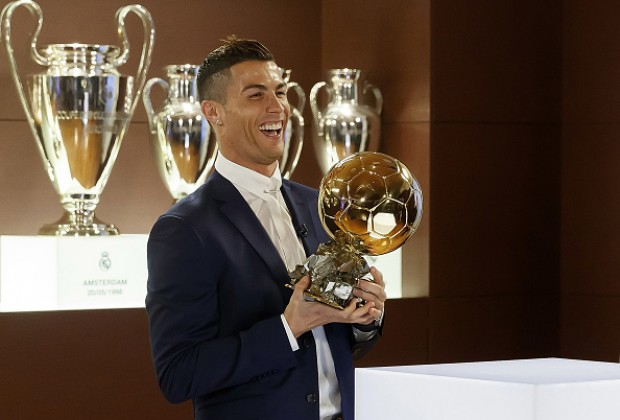 f3dd03c71aab Real Madrid superstar Cristiano Ronaldo did not deserve to win the 2016  Ballon d'Or, according to FC Barcelona legend Xavi.