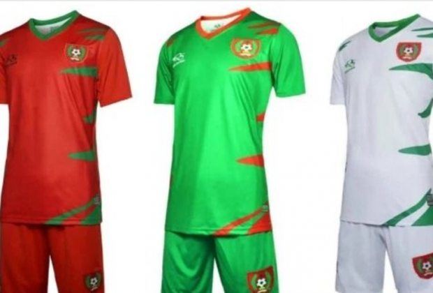 1b332b960f0 Gallery  2017 Africa Cup Of Nations Kits Revealed