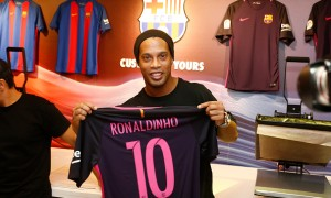 Report: Ronaldinho Offered R1 3m Salary for Professional
