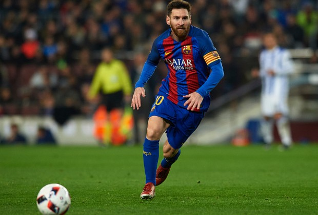 c1b69a186 Lionel Messi Leading 2017 As Best Player
