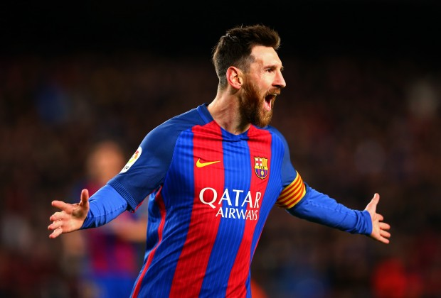 69295b9bb6d48 FC Barcelona superstar Lionel Messi reportedly wants the Catalan club to  sign this superstar.