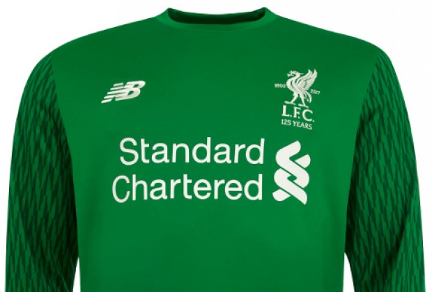 9110cb9c0e6 Liverpool Unveil Their 125-Year Anniversary Kit