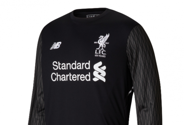 606fb220ec2 Gallery  Liverpool Unveil 125-Year Anniversary Away Kit