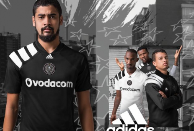 6bcd1422741 Orlando Pirates Have Launched Their Kit For The 2017 18 Season