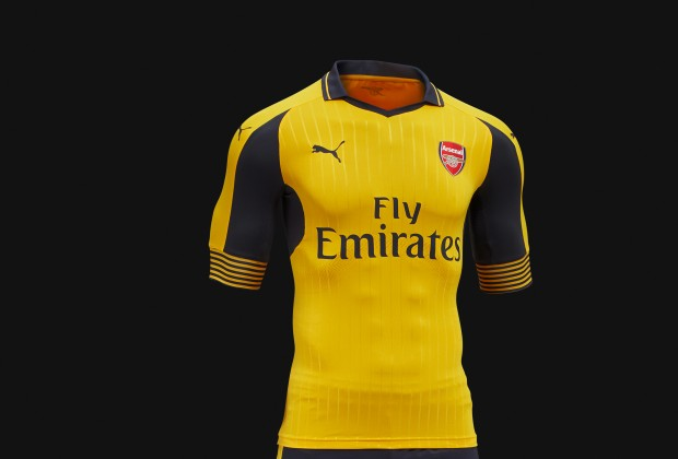 brand new bd712 bd3d3 Gallery: Arsenal Unveil New 2017/18 Away Kit