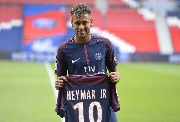 wholesale dealer a6449 0624e PSG Star: Why I Offered Neymar My No. 10 Jersey