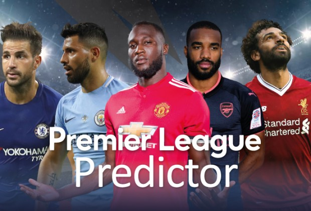 Join The Premier League Predictor Now!