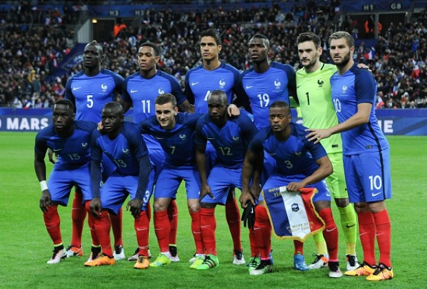 number 10 france soccer team