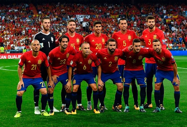 Spain Announce Squad For Final World Cup Qualifiers Snub 12 Stars