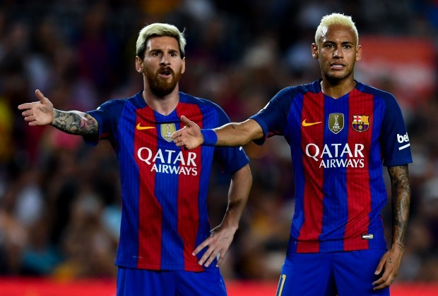 2160451a0ab13 FC Barcelona superstar Lionel Messi reportedly wants this star to replace  Neymar