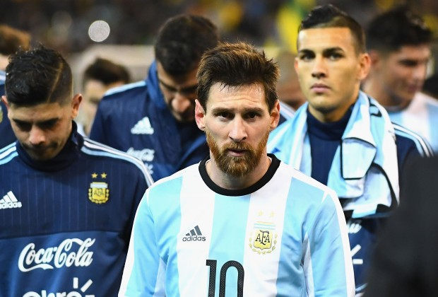 8408a31f344 Argentina Announce Squad For Russia & Nigeria Matches, 8 Stars Snubbed