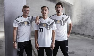 dc17388cc Gallery: Germany Unveil 2018 World Cup Kit