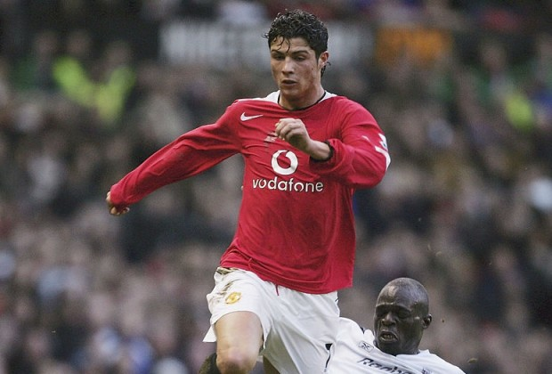 Cristiano Ronaldo How I Ended Up At Manchester United