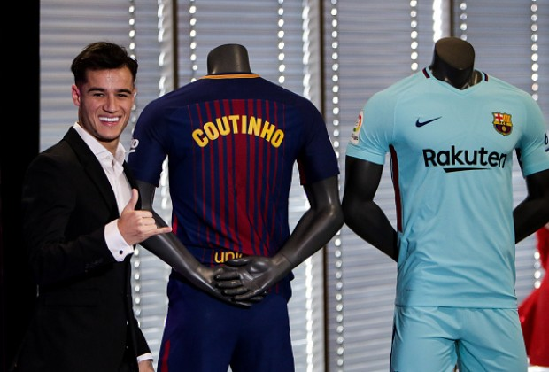 the best attitude f2a1e 1fb23 Philippe Coutinho: What Neymar Told Me After FC Barcelona ...