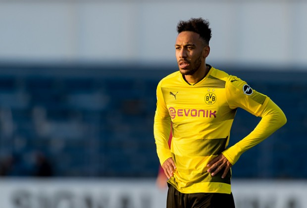 the latest 0a28c 75fed Why Pierre-Emerick Aubameyang Was Axed From Borussia ...