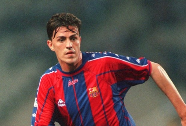huge discount 3ee19 2ce5a 8 Stars Who Wore The No. 14 Jersey At FC Barcelona