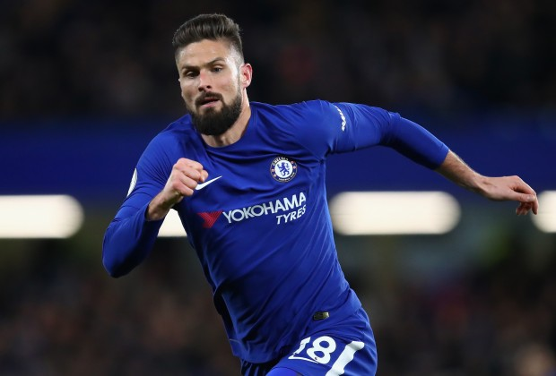 buy popular a18b3 e74ee Giroud: Why Chelsea Was The Perfect Club