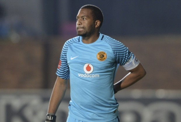 Kaizer Chiefs' Itumeleng Khune's Clean Sheet Stats On Par With