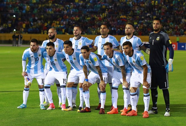 Argentina Confirm Squad For Italy Spain Friendlies Big Stars